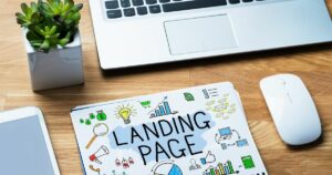 How to create a landing page on your WordPress website